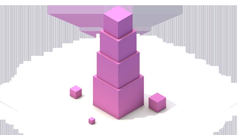 torre_rosa_bambini_montessori